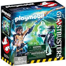 Playmobil Cazafantasmas Spengler y Ghost-Fantasma dos horas 9224