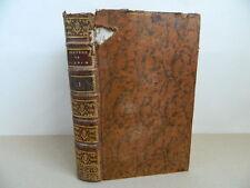 SAINT-FOIX Oeuvres complettes ORIGINALE Tome1/6 Duchesne 1778