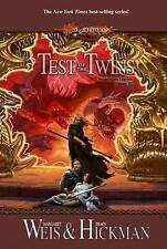 Test of the Twins (Dragonlance Legends, Vol. 3)-ExLibrary