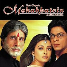 Mohabbatein DVD (Single Disc)