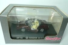 NISSAN 300 ZX DETAIL CAR CONVERTIBLE ( Art 163 ) - DETAIL CARS  1/43