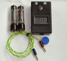 9 Pin Probe Bias Tester For EL84 6BQ5 6P1 6P14 Tube Amplifier,Suzier T9