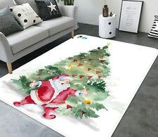 3D Christmas Tree N46 Christmas Game Rug Mat Elegant Photo Carpet Mat An