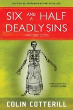 Six and a Half Deadly Sins by Colin Cotterill (author)