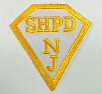 South Hackensack Police Bergen County New Jersey Collar Patch (C)