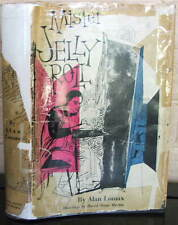 Mister Jelly Roll: The Fortunes of Jelly Roll Morton. A. Lomax 1950 1st edition