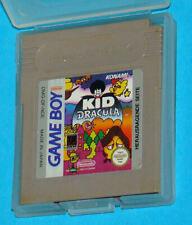 Kid Dracula - Game Boy GB Nintendo - PAL