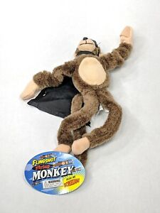 Woot Flingshot Screaming Monkey Toy