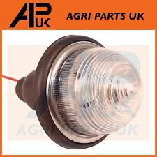 Lucas Type L594 Side Light Lamp Clear Lens Complete Land Rover Series 2a 3