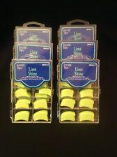 Terrific Tips Lime Shine Nail Tips~ 6 Pack Bundle Lot 600 Total Nail Tips