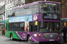 Reading Buses YN08MMO Bus Photo Ref P1417