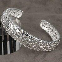 ASAMO Eleganter Damen Armreif 925 Sterling Silber plattiert Armband AR1144