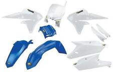 Cycra Stock Colors Plastic Kit Powerflow For Yamaha YZ 125 250 250 X 15-16 Blue