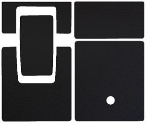 Polaroid SX 70 - Leatherwork / Cover - Black - With Stativloch