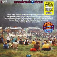 V.A. - Woodstock Three Purple & Gold Vinyl Edition (2019 - EU - Original)