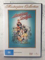 American Graffiti DVD 1973 Richard Dreyfuss - George Lucas | Region 4 |