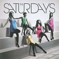 The Saturdays Chasing Lights [UK Re-Release]  (CD, 2009, Fascination)