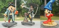 3 Disney Infinity Game Figures: PIRATES of the CARIBBEAN & MICKEY MOUSE Video