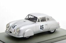 Tecnomodel PORSCHE 356 SL 20th 24h LE MANS 1951 VEUILLET/MOUCHE #46 1/18 LE100