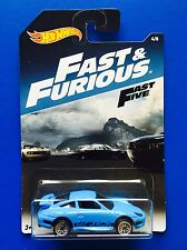 2017 Hot Wheels FAST & FURIOUS (SERIES 4) 2011 PORSCHE 911 (996) GT3 RS - mint!
