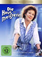 6 DVDs * DIE HAUSMEISTERIN - DIE KOMPLETTE SERIE - VERONIKA FITZ # NEU OVP %