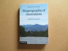 Biogeography of Australasia: A Molecular Analysis by Michael J. Heads (Hardback,