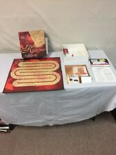 Vintage Romantic Rendezvous Board Game couples therapy, Love & Adventure 1996