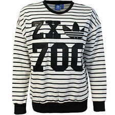 adidas Sweatshirt Striped Hoodies & Sweats for Women