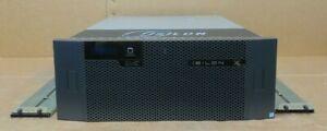 EMC Isilon X410 X-Series NAS Server 2x 8C E5-2640v2 128GB Ram 24x 2TB Hard Drive