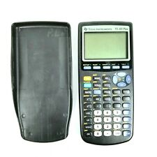 Texas Instruments Ti-83 Plus Graphing Calculator With Cover Tested Working