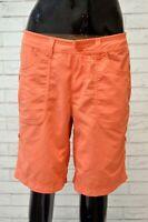 THE NORTH FACE Donna Taglia 40 Pantalone Corto Bermuda Pantaloncini Shorts Women