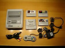 SNES mit Spiele und Super Game Boy