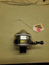 Zebco 33 Spinner Model 33 Spin Cast Fishing Reel . # 10