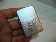 "ZIPPO LIGHTER ""SWAROVSKI BUTTERFLY""  NEW NUOVO"