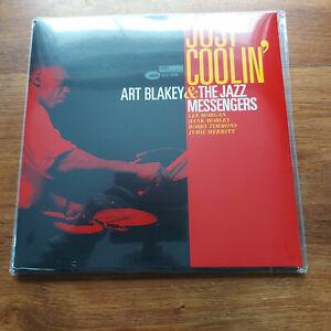 ART BLAKEY & THE JAZZ MESSENGERS JUST COOLIN   LP MINT  BLUE NOTE