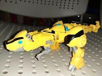 Transformers BUMBLEBEE Rescue Bots Dinosaur Dinobot Raptor Hasbro Tomy
