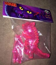 NEGORA CAT & BIG FISH KAIJU FIGURE MAX TOY COMPANY NIB RARE #11