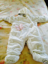 First Impressions Girls' Snowsuit (Size-3-6 Months) MSRP:  $68.00