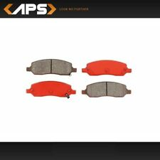 Rear SIM Brake Pads Semi Metallic For 2006-2011 Lucerne DTS 5 Lug OPEN BOX