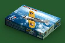 Hobby Boss - US F2A F-2A 2 A Buffalo Modell-Bausatz & Test-Version 1:72 NEU OVP