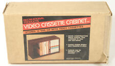 VIDEO CASSETTE CABINET