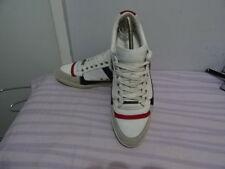 Men Dior Homme Made in Italy Multi Suede Leather Lace-up Sneakers sz UK 6 /EU 40