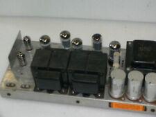 1 Scott 208 Power Amplifier (Working) just serviced