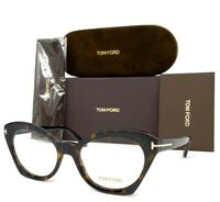 Tom Ford TF5456 052 Dark Havana 52mm  Eyeglasses FT5456