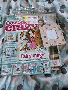 Cross Stitch Crazy Issue 205
