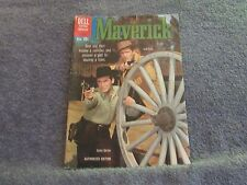 Dell comics Maverick #14