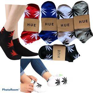 5pairs Marijuana Women Men Healthy Weed Maple Leaf Short Ankles Sport Soft Sock