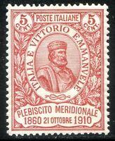 Regno d'Italia 1910 Garibaldi n. 89 * (l074)
