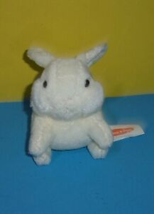 "4"" Melissa & Doug Baby Chubby Bunny Hops Mini Bean Plush"