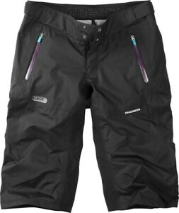 Madison Tempest Womens 3/4 Waterproof Baggy Cycling Shorts. MTB. RRP £59.99